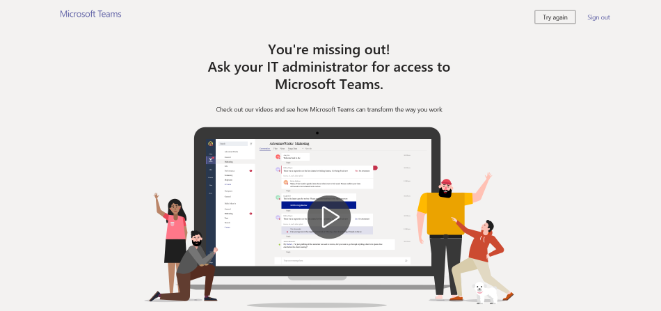 Guest access Microsoft Teams – Not all is as clear as it